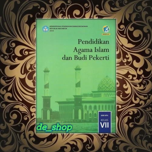 Foto Produk Buku Agama Islam Kelas 7 dari De__shop