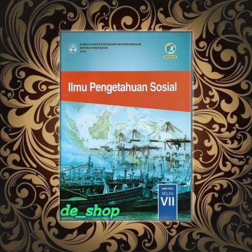 Foto Produk Buku IPS Kelas 7 dari De__shop