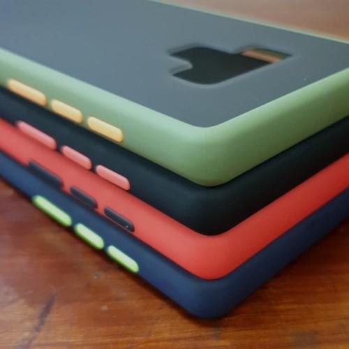 Foto Produk Samsung Note 9 Shockproof Transparent Matte Case dari azka sahira