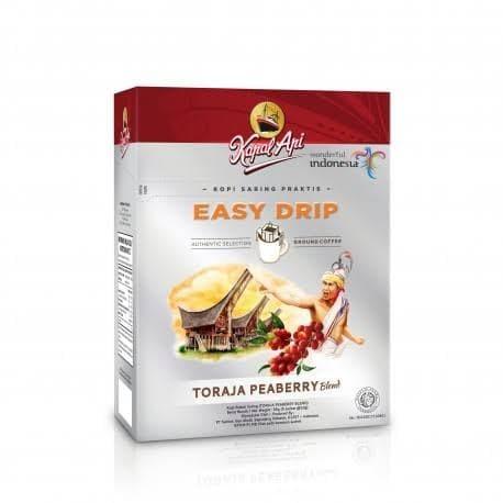 Foto Produk Kapal Api Easy Drip Toraja Peaberry Blend 50 gram dari Rumah Rasa Food