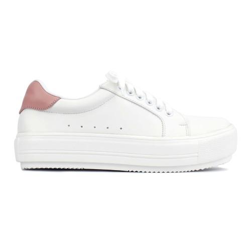 Foto Produk ELIRA Gwen Women Sneakers White - EG 018 - 36 dari ELIRA