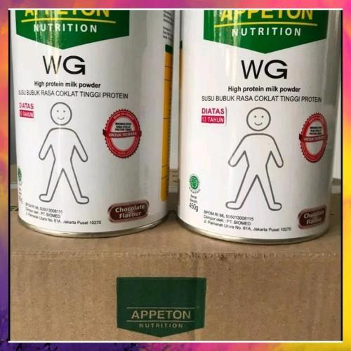 Foto Produk Appeton Weigth Gain Apeton Susu Penambah Berat Badan Dewasa 450 Gr dari MELVIN73 MURAH
