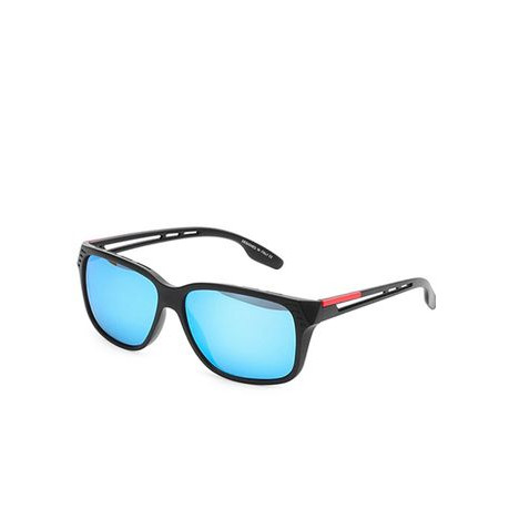 Foto Produk Alfi Supplier | Kacamata Hitam Pria UV400 Polarized Traveling Plastic - Biru dari alfi supplier