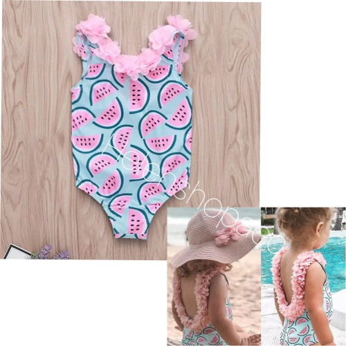 Foto Produk baju renang bayi 6bln-3thn swimsuit semangka - 3-4thn dari Helen Shop Acc
