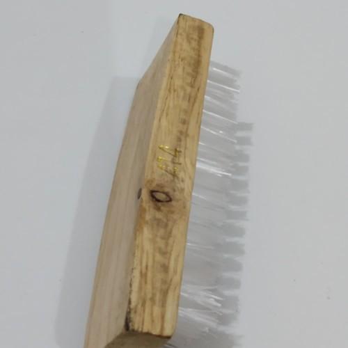 Foto Produk sikat pakaian sikat kayu dari Universal_Food