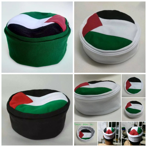 Foto Produk peci palestine peci maiyah palestine dari Grosirsurabaya_