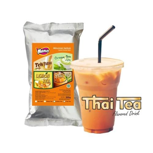 Foto Produk Thai Tea kemasan 500gr dari CV. Herbal House Lestari