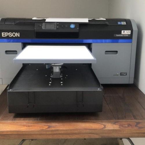 Foto Produk Printer Epson SC F2130 DTG Printer dari Realtech