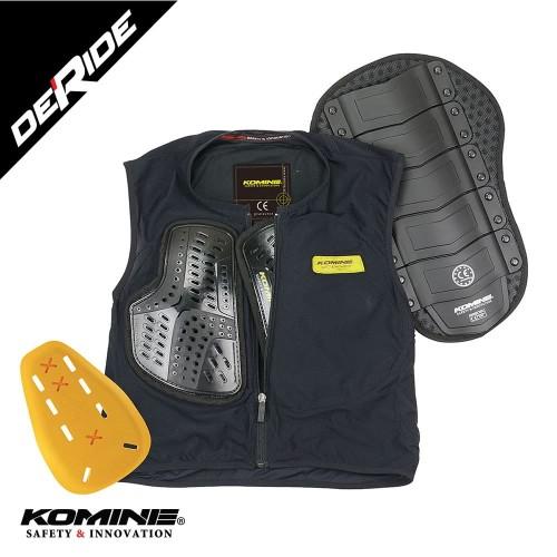 Foto Produk Komine SK-694 CE Body Protection Liner Vest Rompi Motor Protector dari DeRide Official Store