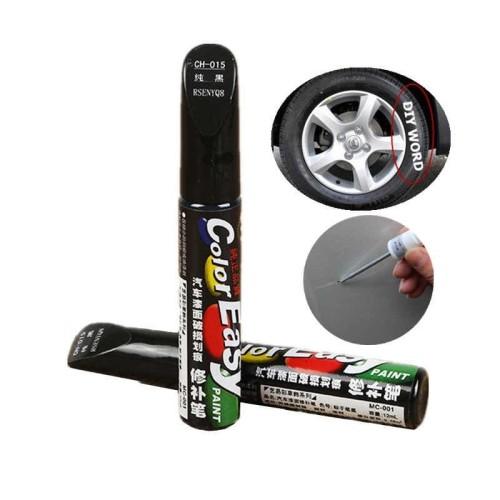 Foto Produk Color Easy Cat Spidol Penghilang Baret Lecet Mobil Motor Car Paint Pen - Hitam dari lbagstore