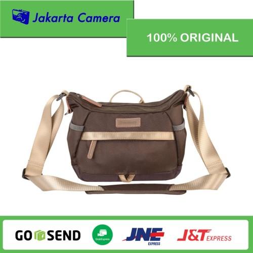 Foto Produk Shoulder bag Tas kamera Vanguard Veo Go 21m - Khaki green dari JakartaCamera