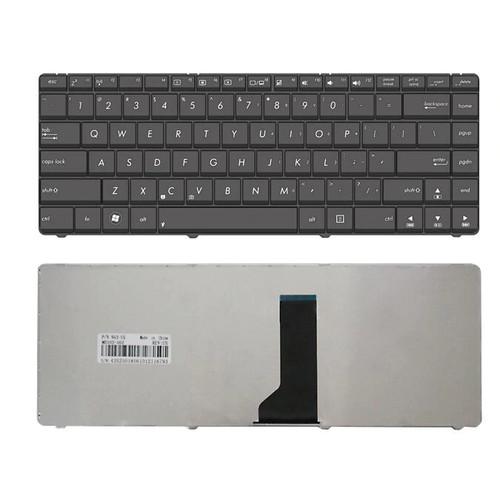 Foto Produk Keyboard ASUS X45 X45A X45U X45VD X45C - Frame Hitam dari CYBER KOMPUTER