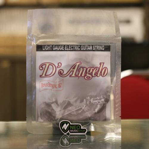 Foto Produk Senar Gitar Elektrik D'Angelo Light Gauge 09-42 dari NEO MUSIC