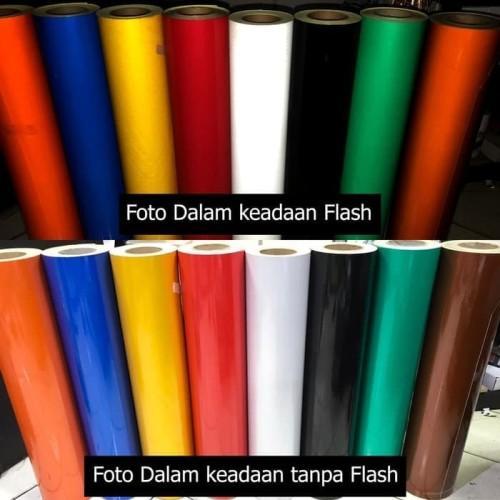 Foto Produk Bahan Stiker Cutting Skotlet Reflektif Memantulkan Cahaya per Meter - Putih dari JAYA KARUNIA TUNGGAL