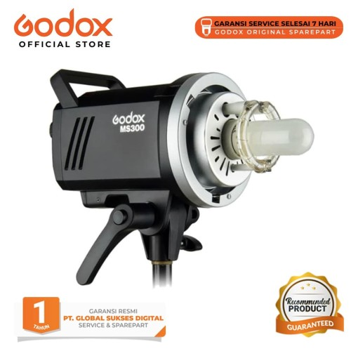 Foto Produk Godox MS300 / Godox MS 300 Monolight dari Godox Official Store