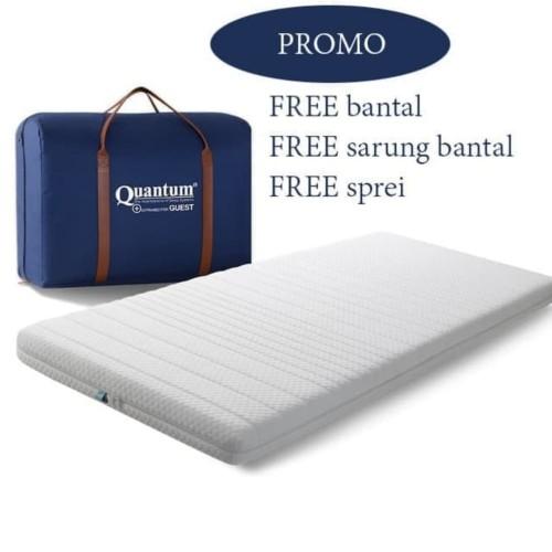 Foto Produk Quantum Guest Bed / Kasur Lipat / Kasur Tamu Uk.80 x 200 x 10 cm dari Toko Furnitur Suci Hati