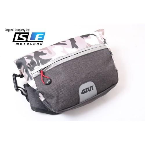 Foto Produk Waist Bag Camo / Tas Pinggang RWB05 GIVI dari Candi Motor
