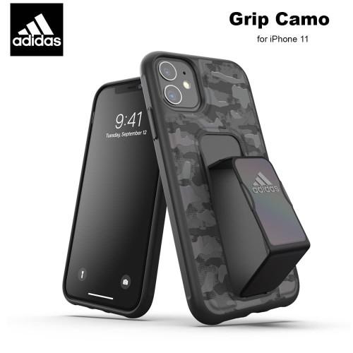 Foto Produk Case iPhone 11 Adidas Sport Grip Case Camo - Black dari Adidas Mobile Case