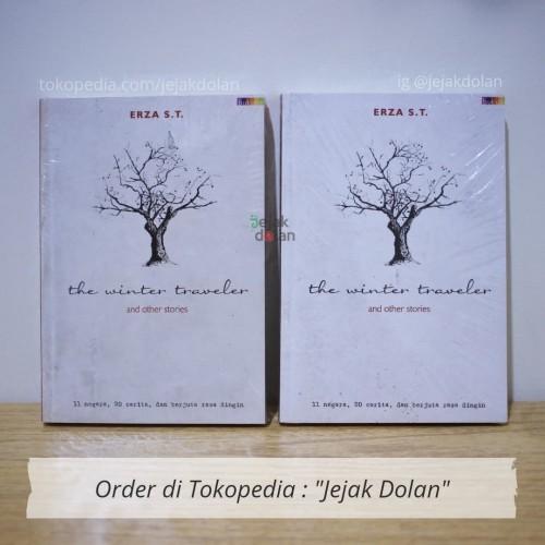 """Foto Produk [Buku/Novel] """"the Winter Traveler"""" - BARU & ASLI dari Jejak Dolan"""