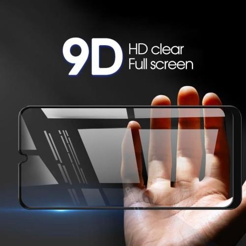 Foto Produk Tempered Glass Samsung A30 A50 A30s A50s 9D full cover glue lem dari Tookita