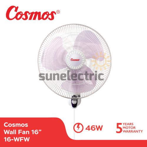 Foto Produk Cosmos 16-WFW Kipas Angin Dinding / Wall Fan 16 Inch / 40 cm dari SUN ELECTRIC