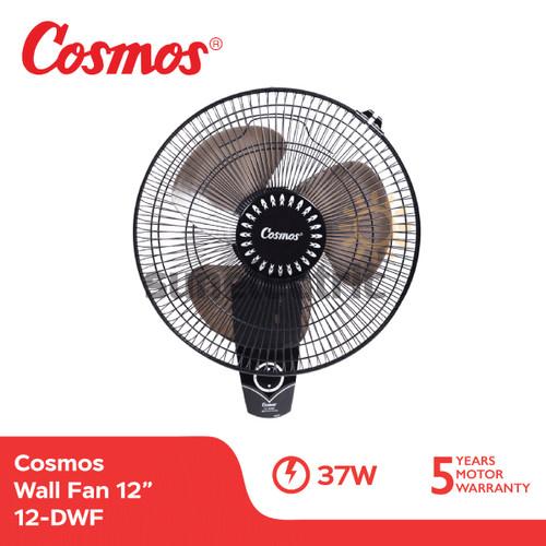 Foto Produk Cosmos 12-DWF Kipas Angin Dinding / Wall Fan 12 Inch / 30 cm dari SUN ELECTRIC