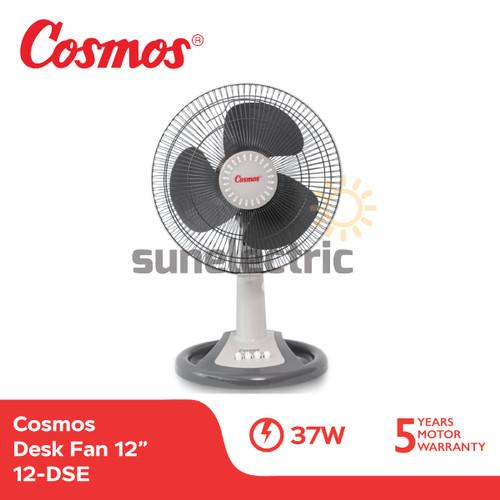 Foto Produk Cosmos 12-DSE Kipas Angin Meja / Desk Fan 12 Inch / 30 cm dari SUN ELECTRIC