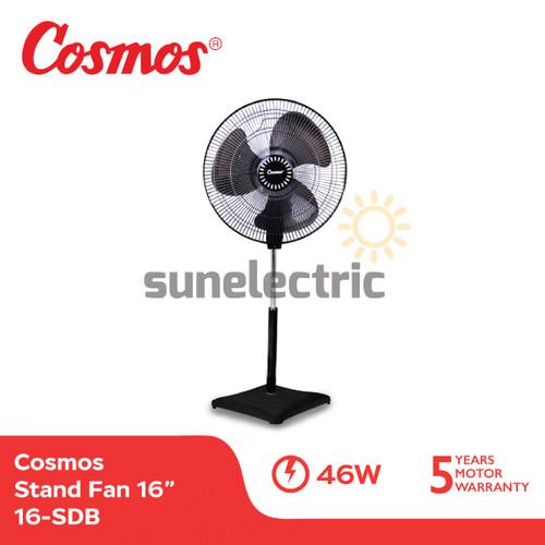 Foto Produk Cosmos 16-SDB Kipas Angin Stand / Berdiri Kaki Kotak 16 Inch / 40 cm dari SUN ELECTRIC