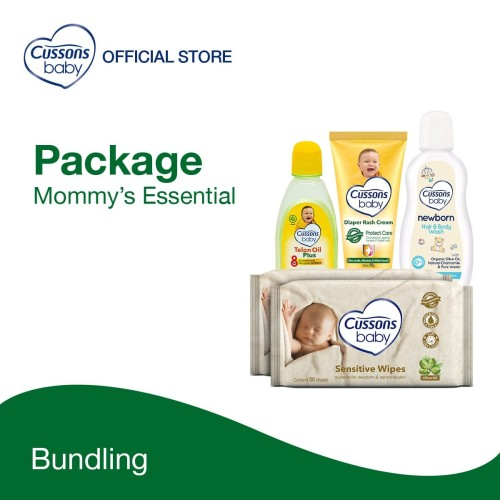 Foto Produk Cussons Baby Mommy's Essential Pack dari Cussons Official Store