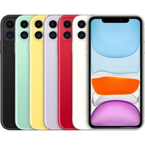 Foto Produk Iphone 11 64GB Garansi Resmi TAM / Ibox dari LJS OFFICIAL