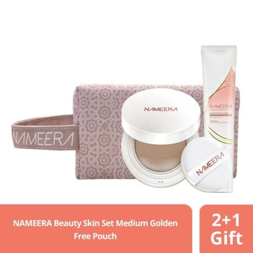 Foto Produk NAMEERA Beauty Skin Set Medium Golden dari Nameera Official Store