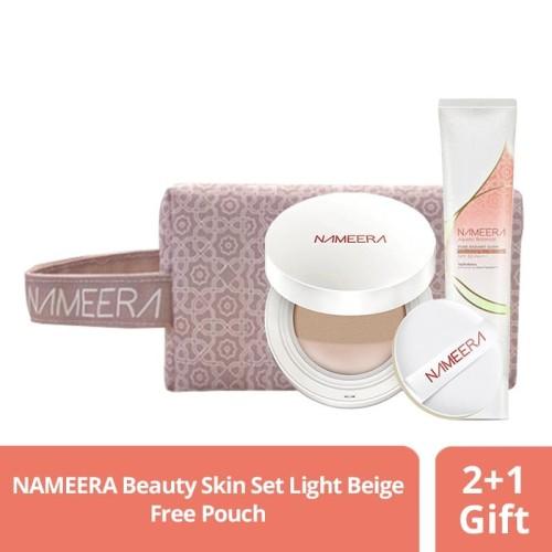 Foto Produk NAMEERA Beauty Skin Set Light Beige dari Nameera Official Store