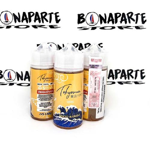 Foto Produk Tokyoman 100ml 6mg dari Bonaparte Store