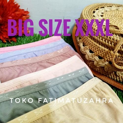 Foto Produk Celana Dalam Wanita Jumbo XXXL, Underwear Cewe, Cd Cewe,Daleman Jumbo dari toko fatimatuzahra
