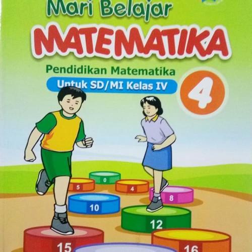 Jual Buku Sd Kelas 4 Mari Belajar Matematika Sd Kls 4 K13 Revisi Jakarta Barat Raisawibowo 64 Tokopedia