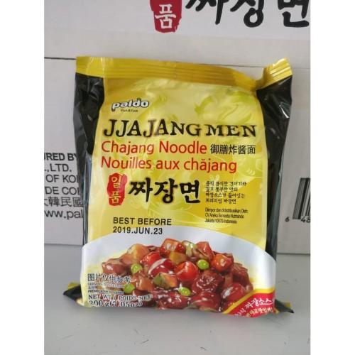 Foto Produk Paldo JJajangmyun / Jajangmen / Jajangmyeon / Chajang Mie 200 GR HALAL dari foodsupply.co