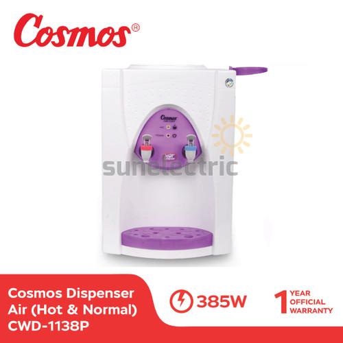 Foto Produk Cosmos CWD-1138 P Dispenser Air 2 Kran (Hot & Normal) dari SUN ELECTRIC