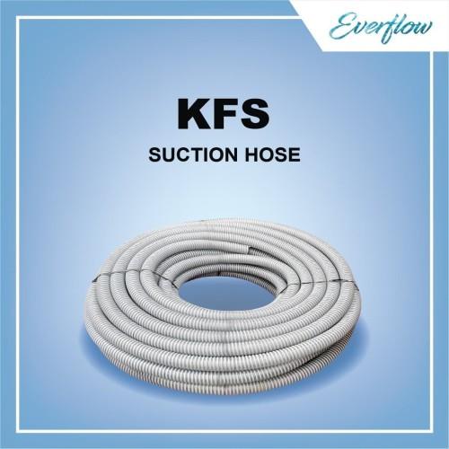 Foto Produk Selang Hisap Spiral Kemanflex Suction 4,5 inch dari Toko Everflow