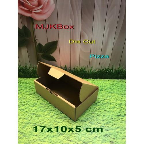Foto Produk kardus karton box uk. 17x10x5 cm....Die Cut dari MJKbox