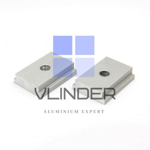 Foto Produk M8 Nut Slider for Aluminium Miter T-Track dari Vlinder Aluminium