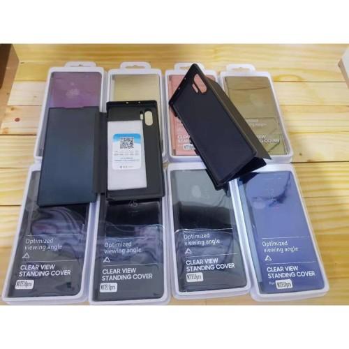 Foto Produk Flip Cover Clear View Type Xiaomi Redmi Note 8 dari Grosir Murah AccHp