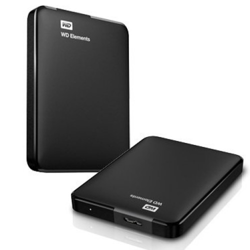 Foto Produk WD Elements 1TB - HDD - HD - Harddrive External USB 3.0 dari Win-Group