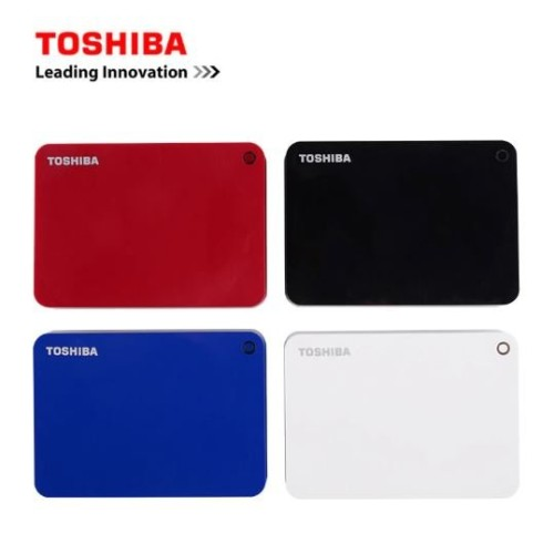 Foto Produk Toshiba Canvio advance 2TB - External Hard Disk - Garansi Resmi dari Win-Group