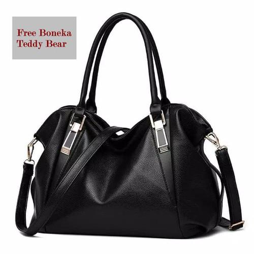 Foto Produk Tas Wanita / Handbag / Tas Import - Hitam dari Enggal Jaya Sentosa