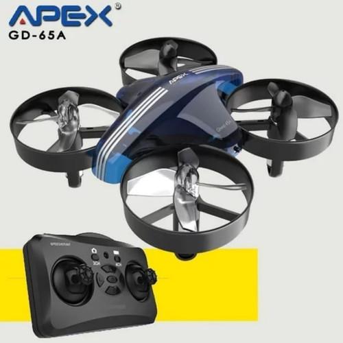 Foto Produk Racing Drone Ghost Apex ZM65 - 02 mini drone original resmi - Hitam dari nexstarpgc