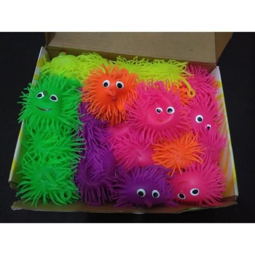Foto Produk CIustoys Bola Ubur-Ubur Fancy Puffer Ball Toys Bisa Nyala dari ciustoys