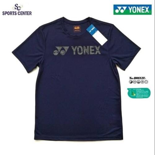 Foto Produk Kaos / Jersey Yonex Classic 1811 Patriot Blue - M dari Sports Center