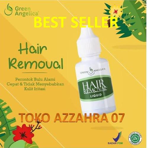 Foto Produk green angelica hair removal perontok bulu permanen dari Toko Azzahra 07