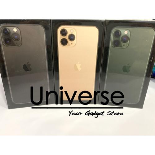 Foto Produk Apple iPhone 11 Pro 256 GB - Garansi Resmi iBox Apple Indonesia - Gold dari Universe Store