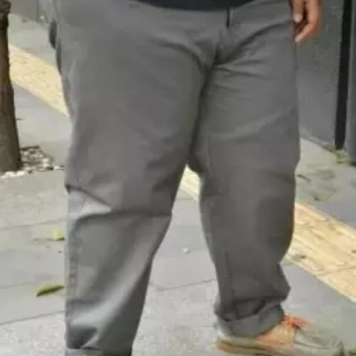 Foto Produk Celana Panjang Chino Pria Big Size Jumbo 44 45 - 44 dari Chaissy Shop